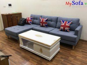 Rất nhiều mẫu bàn ghế sofa phòng khách đẹp tại Nội thất Phú Thọ