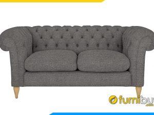 Mẫu ghế sofa văng tân cổ điển FB20054